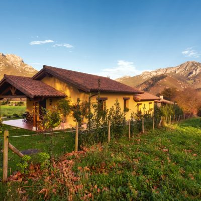 paisaje asturias
